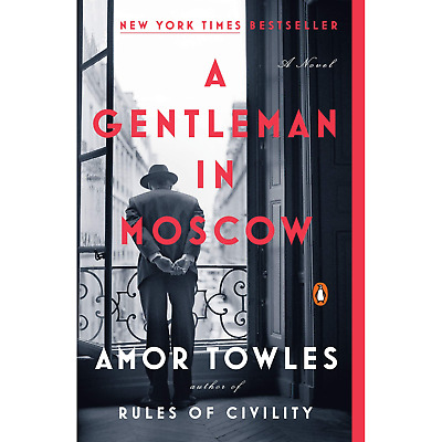 A Gentleman in Moscow by Amor Towles (E-ß00K , PÐF , EPUβ , Кindle)