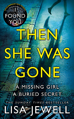 Then She Was Gone: A Novel by Lisa Jewell (Eß00K , PÐF , EPUβ , Кindle)