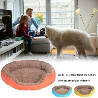 Pet dog cat bed puppies cushion house soft warm kennel blanket blanket kitten