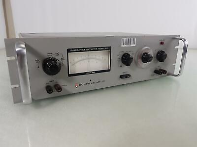 North Atlantic Phase Angle Voltmeter Model 213C