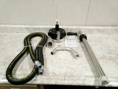 Dayton 4VCR3 10 Max GPM 10 Ft Max Head Hand Operated Drum Pump