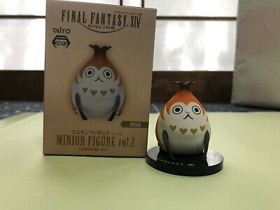 Final Fantasy XIV FFXIV 14 Paissa Minion Figure vol.2 TAITO 2016 Slightly Used