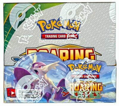 *NEW* Pokemon TCG XY: Roaring Skies Booster Box