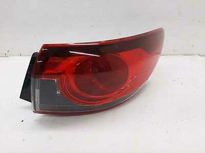 2014 MAZDA 6 O/S Drivers Right Rear Outer Taillight Tail Light