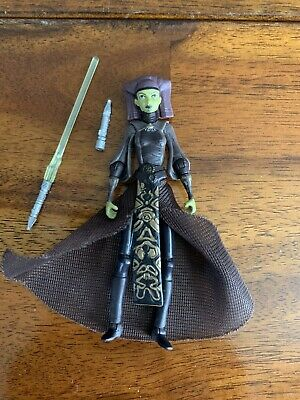 SW16 Star Wars Count Dooko figure US Seller Return of the Jedi Clone Wars