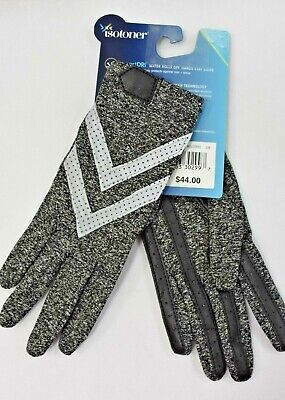 Isotoner Smart Dri/Smart Touch Wogloves S/M New With Tag