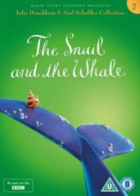 Snail and the Whale =Region 2 DVD,sealed=