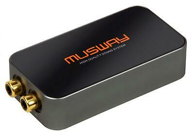 Musway HL2 - 2-Kanal High-Low Adapter