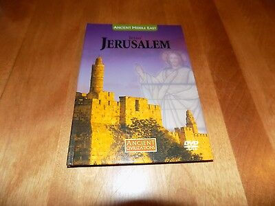 ANCIENT CIVILIZATIONS JESUS' JERUSALEM Biblical Middle East History Channel DVD