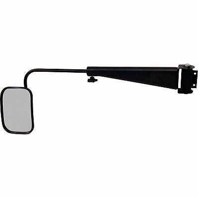 K&M Extendable Mirrors - fits John Deere 6000 and 7000 Series Tractors