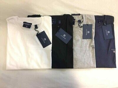 Gant Tshirt Embroidered logo with cotton material