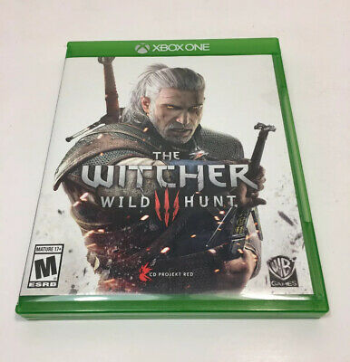 The Witcher III 3 Wild Hunt Xbox One Soundtrack and game