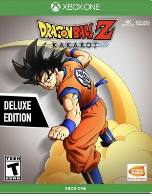 Dragon Ball z kakarot Delux Edition (leggere Descrizione)(read description)