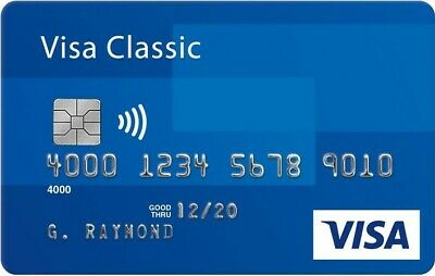 VCC Virtual Credit Card For PayPal Verification 2€ Works Worldwide