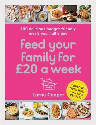 FEED YOUR FAMILY FOR 20 POUNDS A WEEK, Cooper, Lorna