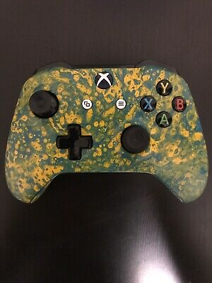 Microsoft Xbox One Wireless Controller -Custom Hydro Dipped Design