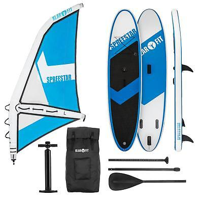 Tabla SUP Paddle Surf a Vela Set tabla hinchable para Remo 325 x 15 x 86 Naranja