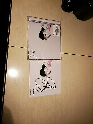 Selena Gomez Autographed Rare CD Album 2020 Signed By Selena In Hand!