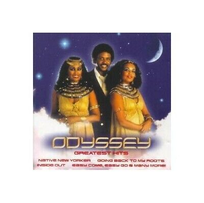 Odyssey - Greatest Hits - Odyssey CD M8VG The Cheap Fast Free Post The Cheap