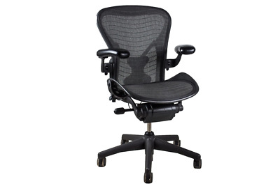 Herman Miller Fully Loaded Posture Fit Size B Aeron Task Chair