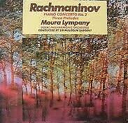 Rachmaninov*, Moura Lympany*, Royal Philharmonic Orchestra* Conducted By Sir ...