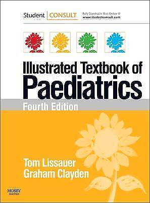 Illustrated Textbook of Paediatrics: with STUDENTCONSULT Online Access by Tom L