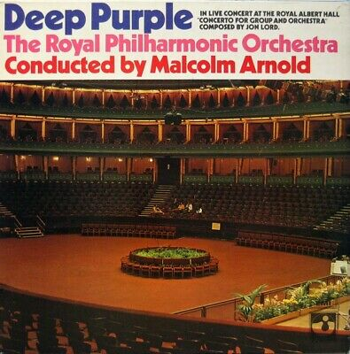 Deep Purple, The Royal Philharmonic Orchestra, Malcolm Arnold - Concerto For ...