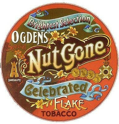 Small Faces - Ogdens' Nut Gone Flake (LP, Album, RE, Cir)