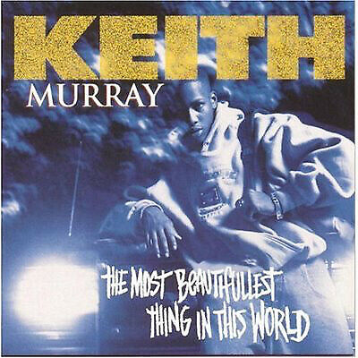 Keith Murray - The Most Beautifullest Thing In This World (LP, Album)