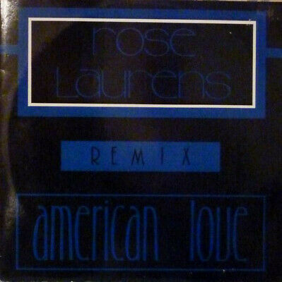 "Rose Laurens - American Love (Remix) (12"")"