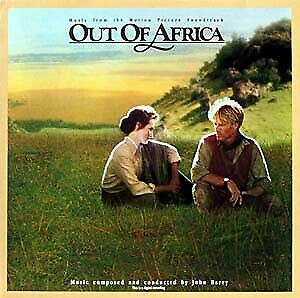 John Barry - Out Of Africa (Music From The Motion Picture Soundtrack) (LP, Al...