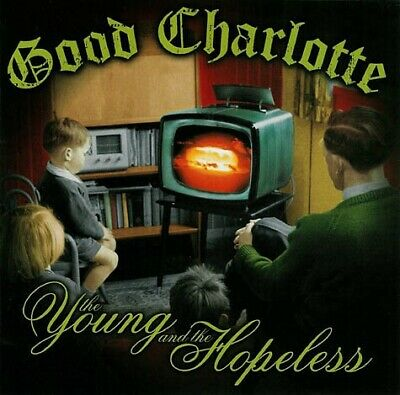 Good Charlotte - The Young And The Hopeless (CD, Album, Enh)