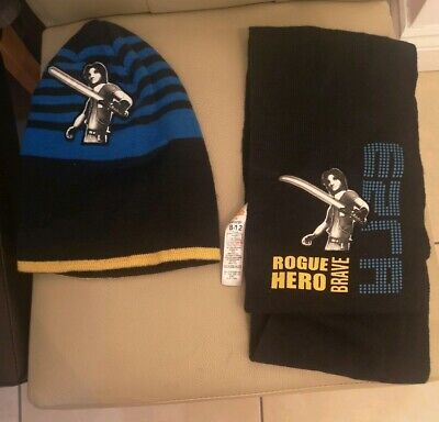 Star Wars Hat And Scarf Set