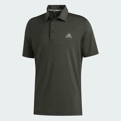 Adidas Golf Ultimate365 2.0 Resistente Polo LC Logo (Legend Tierra - XL)
