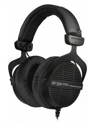 beyerdynamic Dt 990 Pro Over-Ear Studio Monitor 80 Ohm Limited Edition - Black
