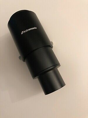 "Astromania 1.25"" Extendable Camera Adapter - Threaded For Standard 1.25"" Filters"