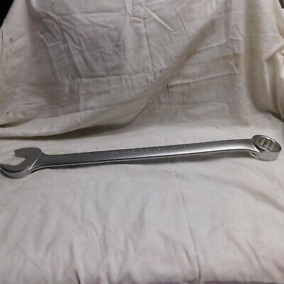 """Proto 1-11/16"""" Combination Wrench #1254 Professional - Made in the USA"""