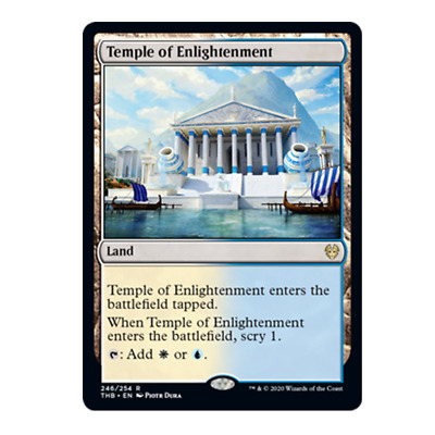 Temple of Enlightenment 246/254 Rare Theros Beyond Death