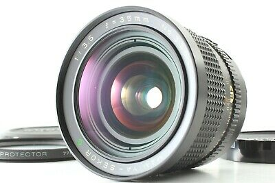 【NEAR MINT】MAMIYA SEKOR C 35mm f/3.5 Lens for 645 1000S Super Pro TL from Japan