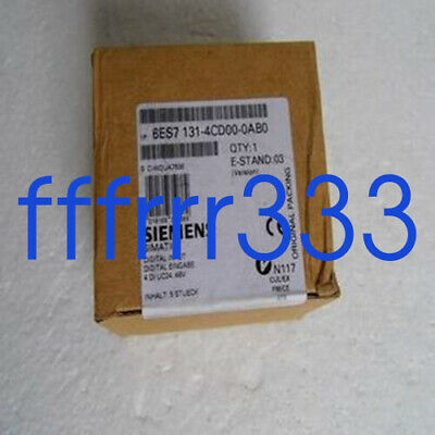 5Pcs/Box New Siemens 6Es7 131-4Cd00-0Ab0 6Es7131-4Cd00-0Ab0