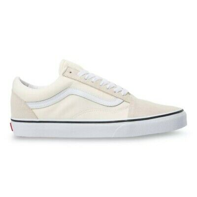 New Vans Old Skool Classic White/True White Sneakers Low Top Skate Shoes 2020