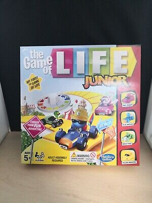 NEW GIFT HASBRO The Game Of Life Junior