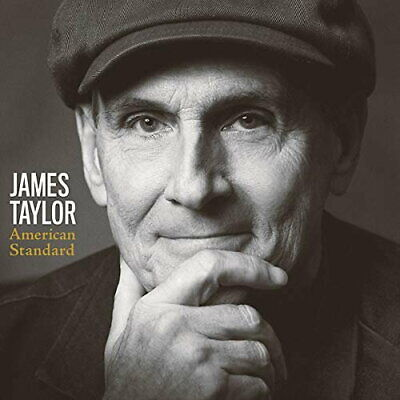 James Taylor - American Standard [New CD]