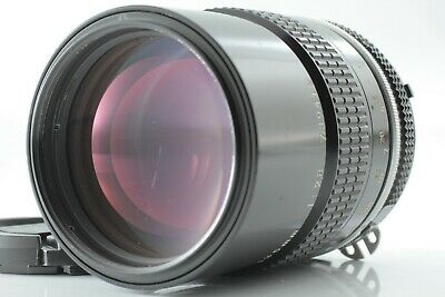 【 EXC++++】 Nikon Ai Nikkor 135mm F2.8 Manual Focus MF Lens From Japan #111