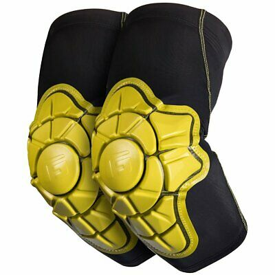 G-Form Pro-X Youth Elbow Flexible Pads Black  Protective Sportsgear S/M