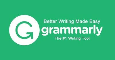 Grammarly Premium  » INSTANT DELIVERY !! Lifetime Account | EMAIL DELIVERY |