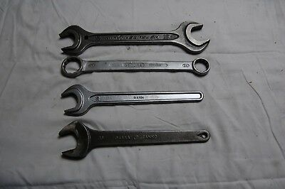 Assortment of Metric Machine Wrenches
