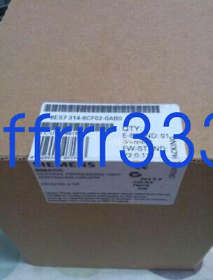 1PC new Siemens 6ES7314-6CF02-0AB0 6ES7 314-6CF02-0AB0