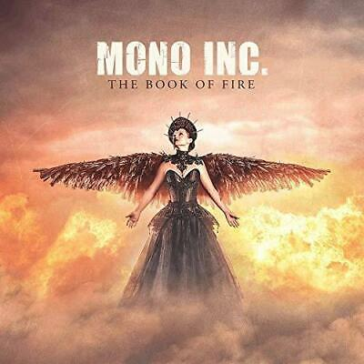 Mono Inc - The Book Of Fire (NEW CD+DVD)