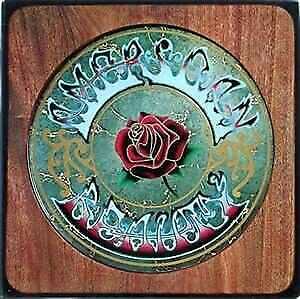 Grateful Dead* - American Beauty (CD, Album, RE)